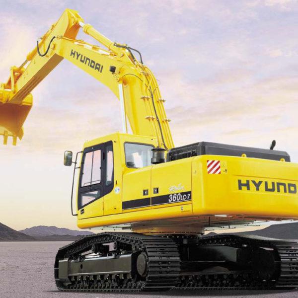 Hyunday LC360-7
