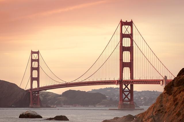 Мост «Золотые ворота», Сан-Франциско, США