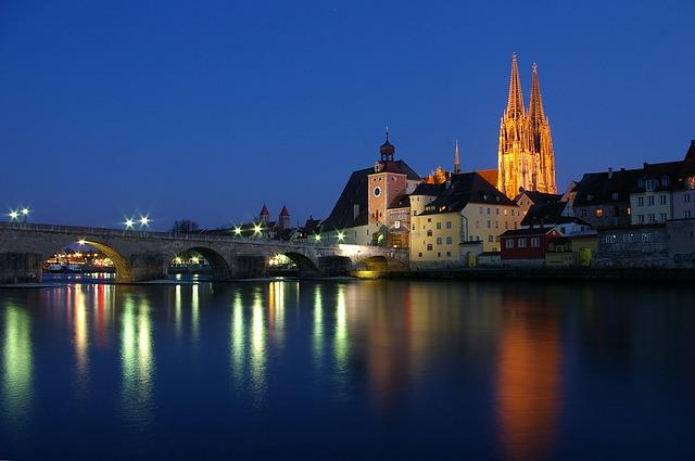 Каменный Мост, Регенсбург, Германия